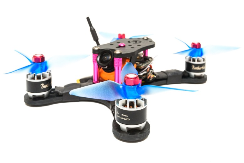New Atto 3″ X and stretched-X FPV quad frames. – ATTOFPV